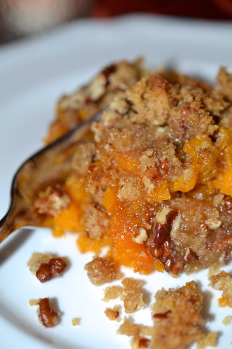 ... sweet potato and twice baked sweet potatoes with pecan bacon streusel