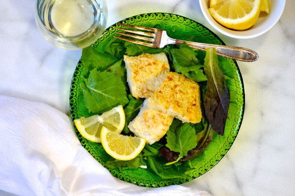 Best Ever Baked Cod