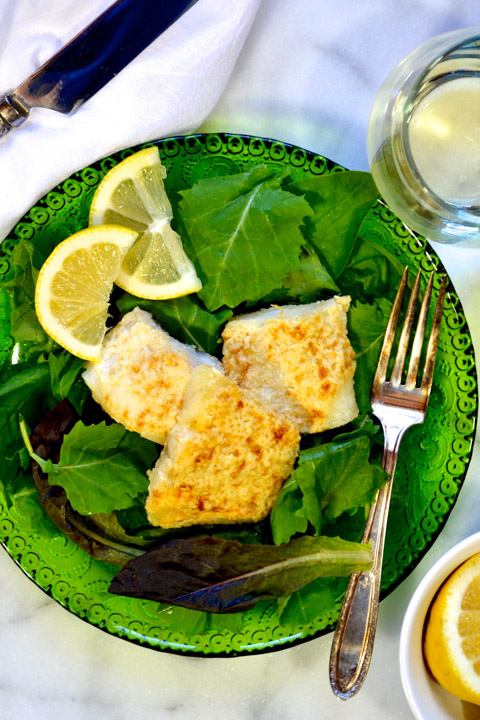Best Ever Baked Cod Ciao Chow Bambina
