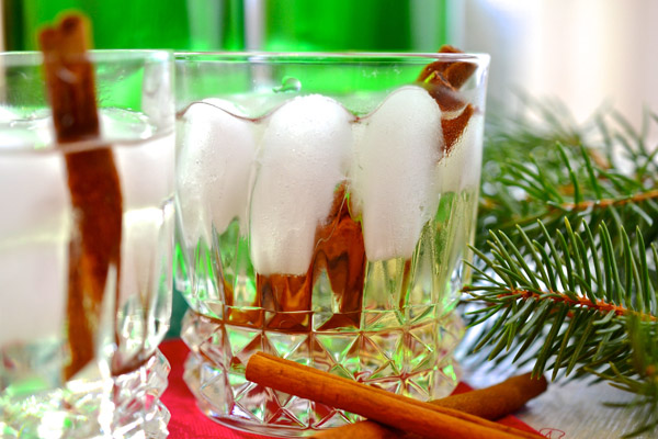 Spicy GingerMan Holiday Cocktail