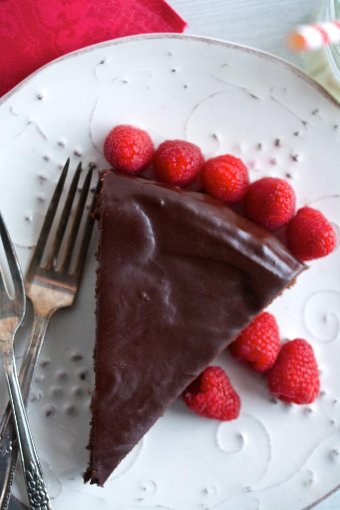 Flourless Chocolate Cake Williams Sonoma