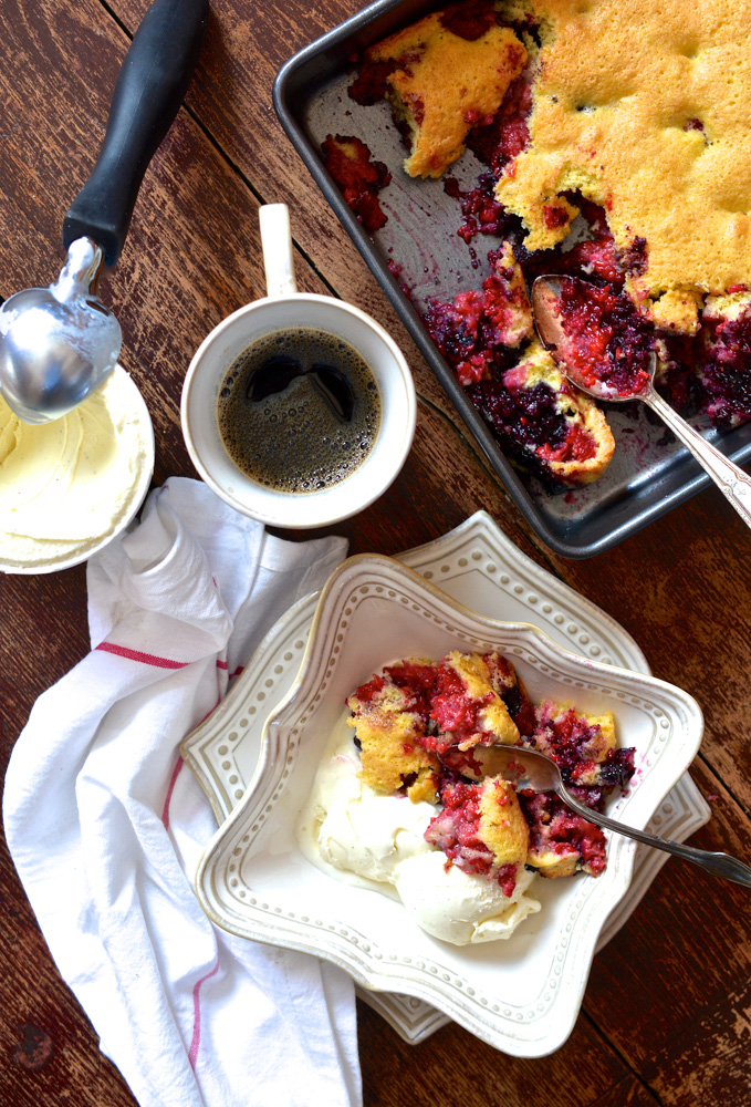 ... fruit berry spoon cake fruit berry spoon cake berry spoon cake 4 of
