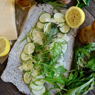 Zucchini Carpaccio ciaochowbambina.com
