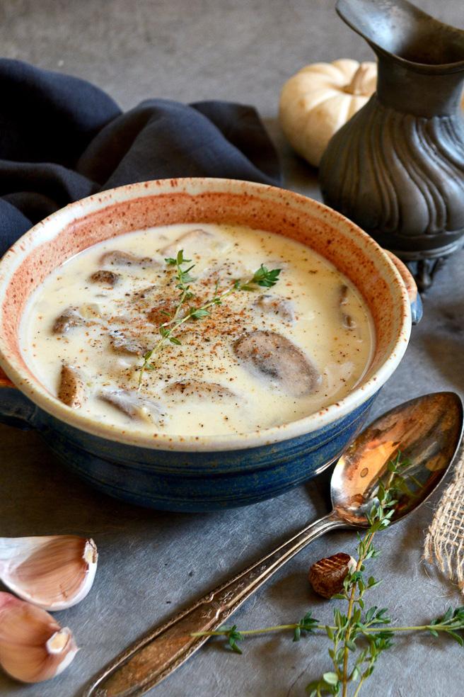 homemade-cream-of-mushroom-soup ciaochowbambina.com