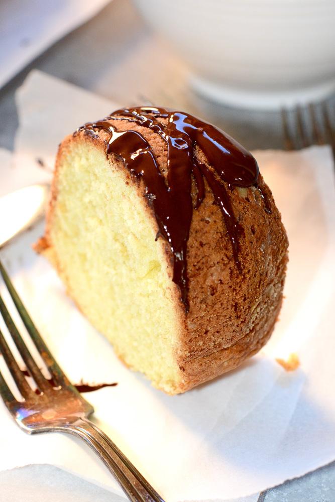 Orange Olive Oil Bundt Cake