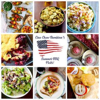 Summer BBQ Recipes! ciaochowbambina.com