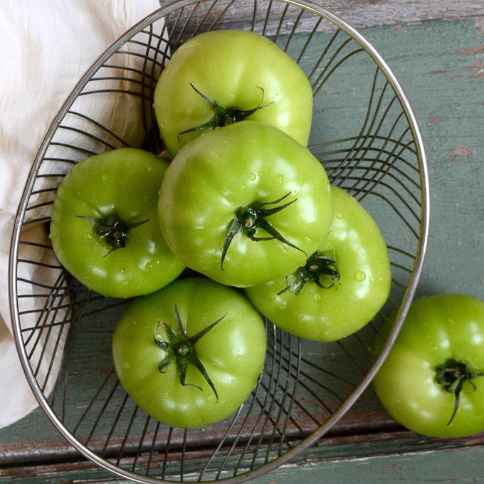 Fried Green Tomatoes ciaochowbambina.com