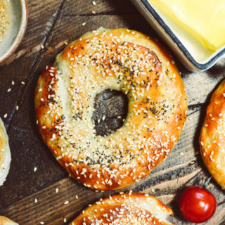 Montreal Style Bagels ciaochowbambina.com