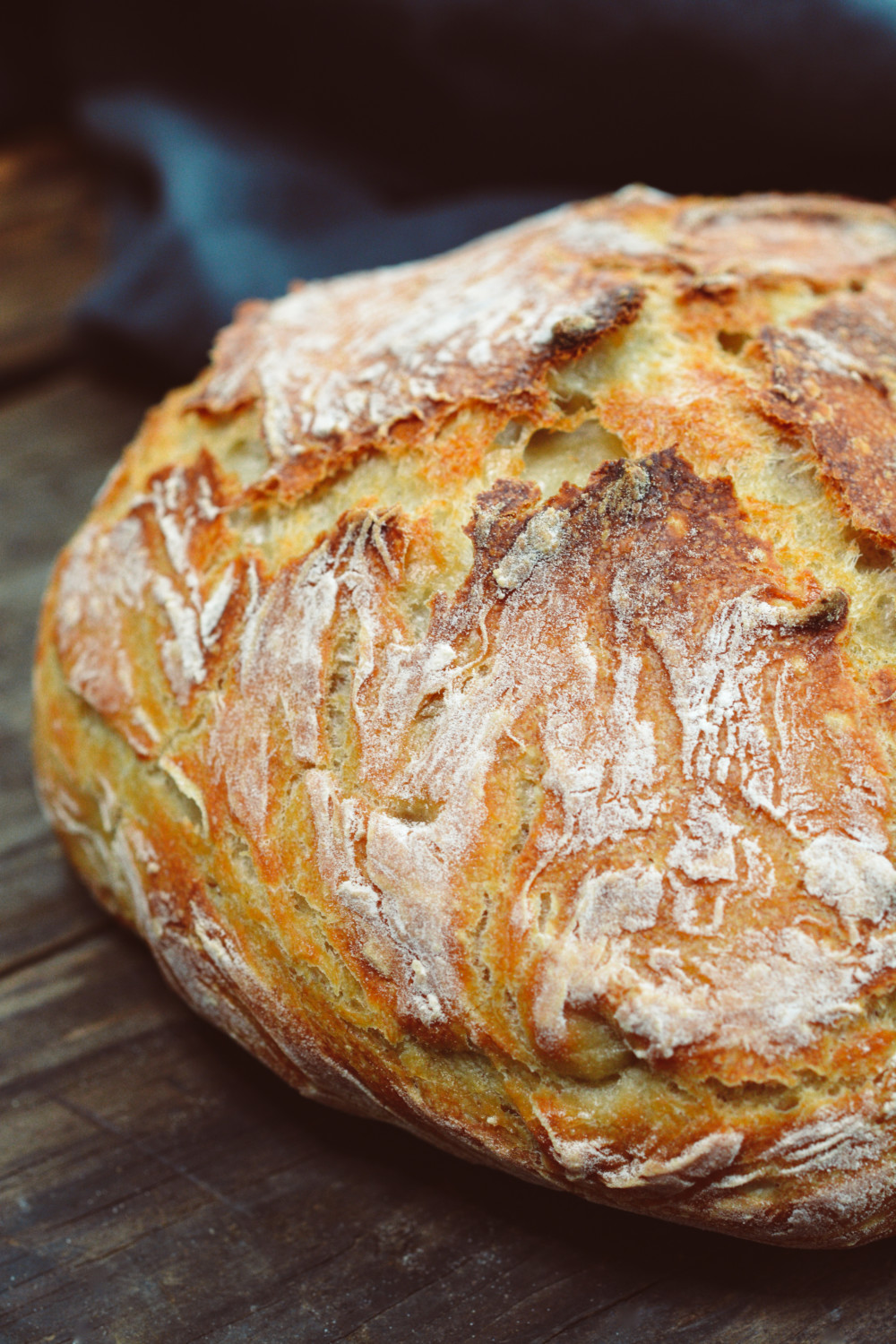 Simple No Knead Bread (14 of 10) (14 of 1) - Ciao Chow Bambina